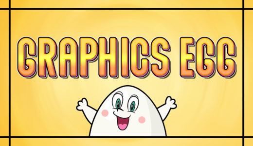 世界中のクリエイターが作成したフリー素材が揃うサイト『Graphicsegg』