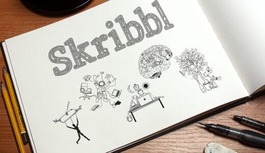 Skribbl|様々な絵柄の手描き風イラストが揃う無料イラスト素材サイト